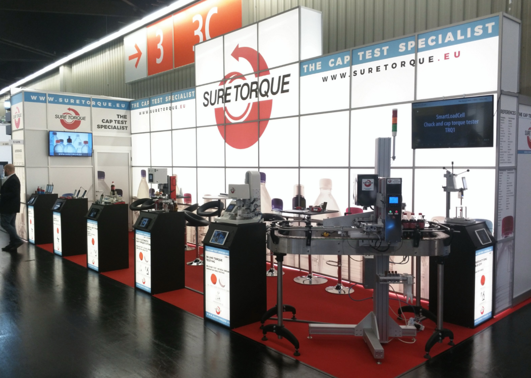 Sure Torque at BrauBeviale 2018