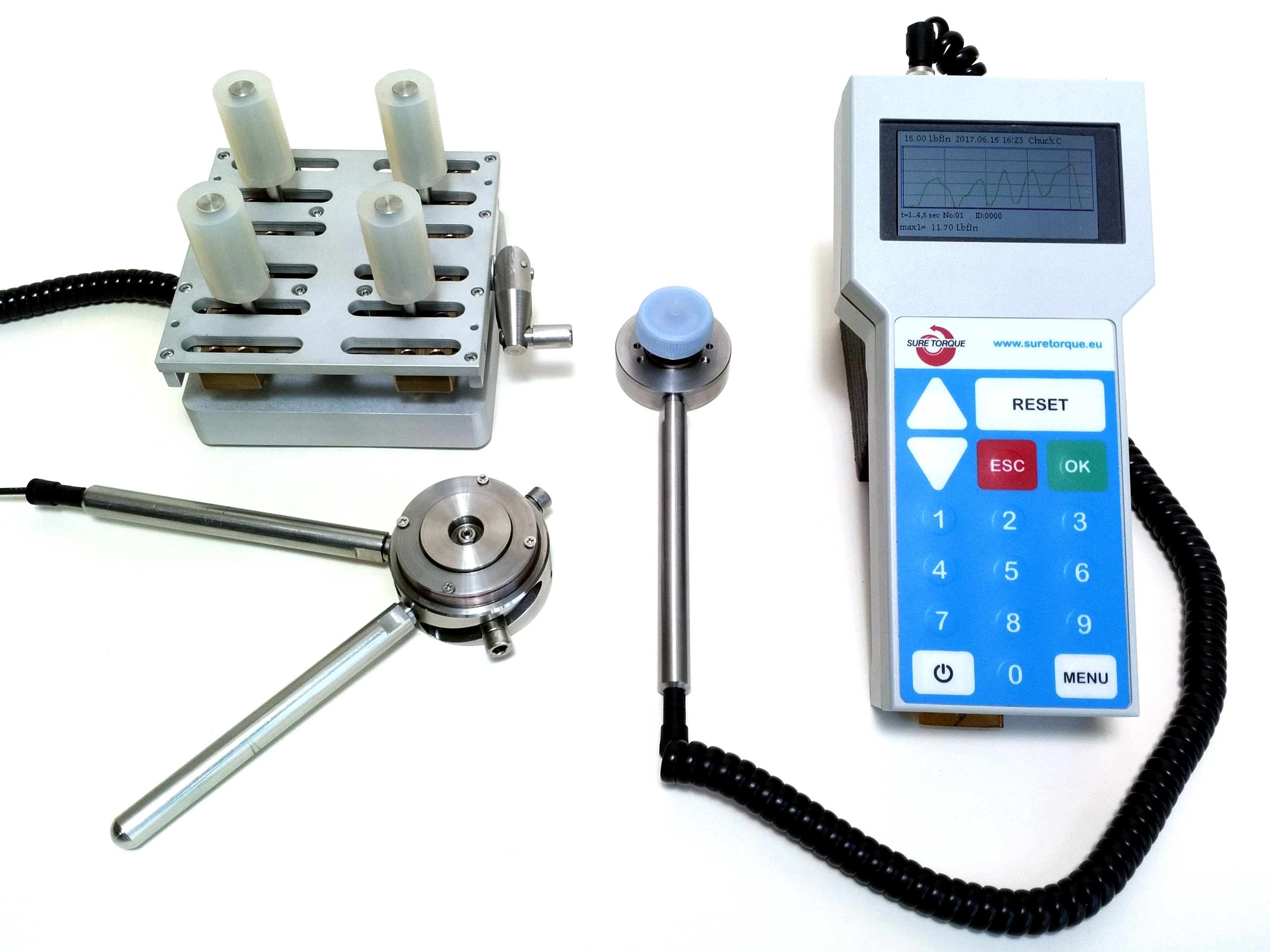 ST-H6 universal torque - top load force tester